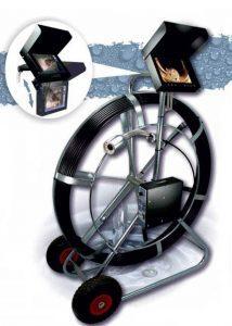 kamera domonitoringu kanalizacji