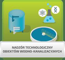 Nadzór technologiczny oczyszczalni